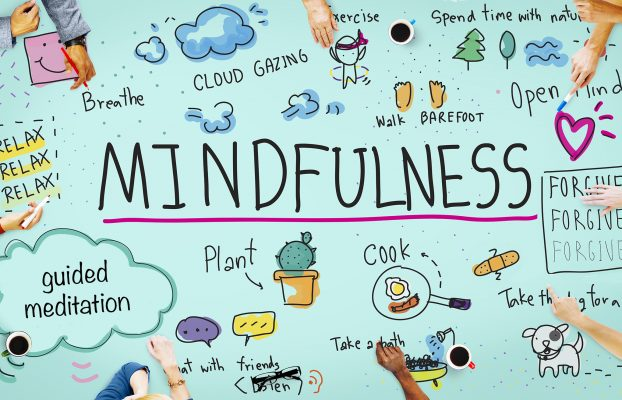 MINDFULNESS- LIVING IN THE PRESENT.